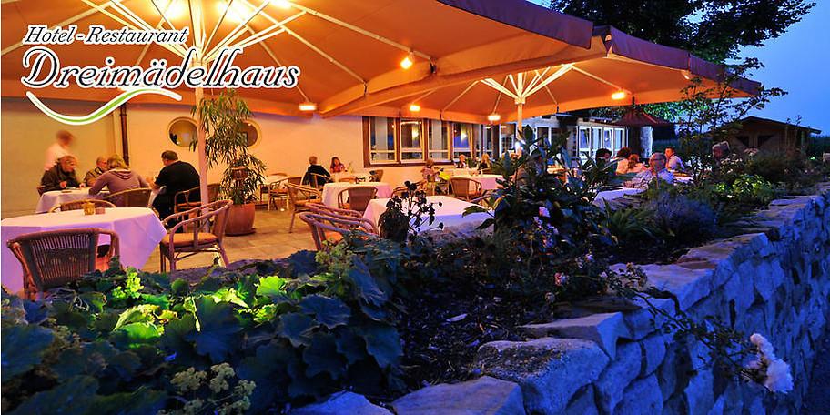 Herzlich Willkommen im Hotel-Restaurant Dreimädelhaus