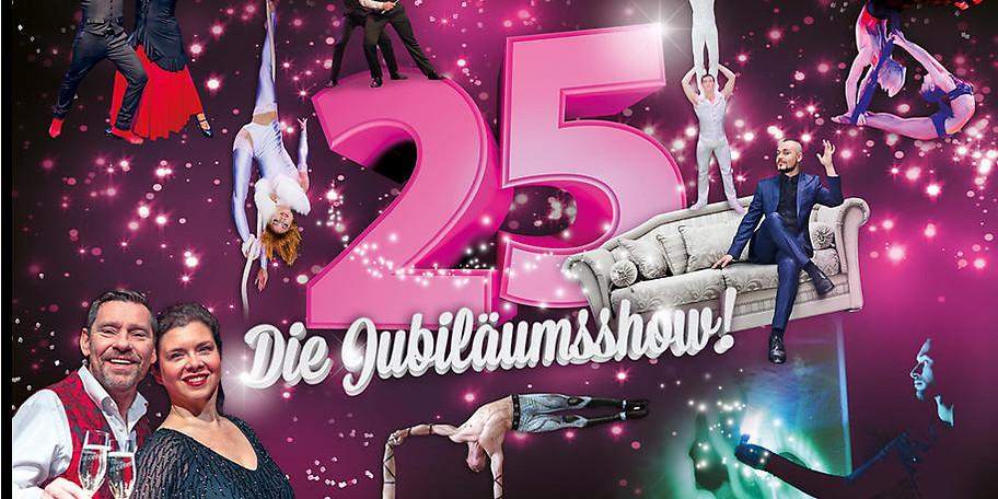 DIE JUBILÄUMSSHOW! im Varieté et cetera in Bochum