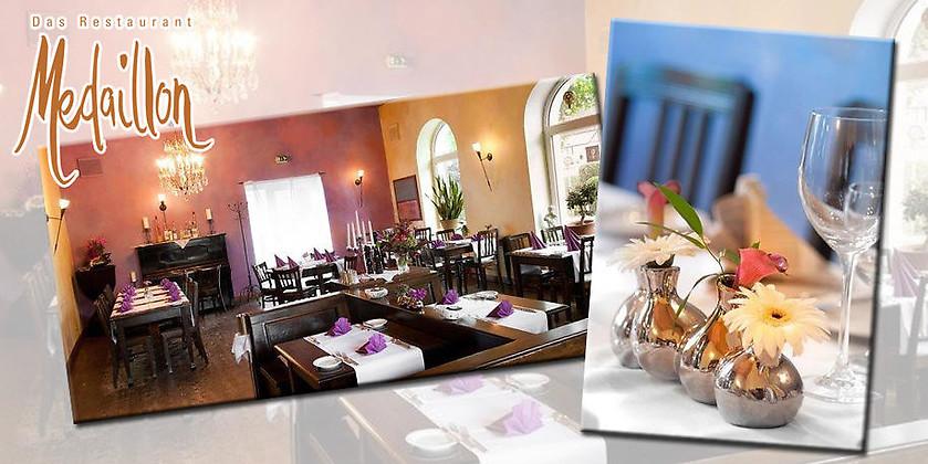 Gutschein für Mediterrane Küche im Essener Norden von Restaurant Medaillon