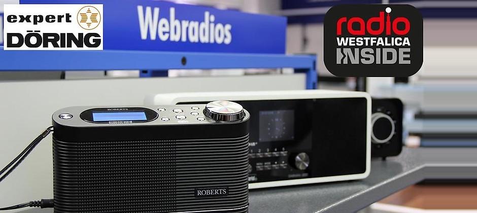 Gutschein für RADIO INSIDE von expert Döring