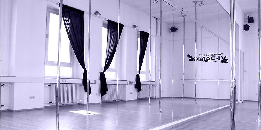 Poledance ist eine wunderschöne elegante Mischung aus Tanz und Akrobatik