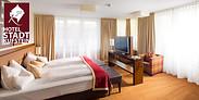 Gutschein für Kurzurlaub für zwei im historischen Kufstein zum halben Preis von Hotel Stadt Kufstein