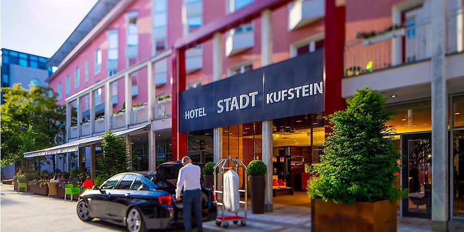 Herzlich Willkommen im 4-Sterne Hotel Stadt Kufstein