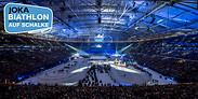 Gutschein für Oberrang: Zwei Tickets zum Preis von einem! von JOKA Biathlon World Team Challenge auf Schalke