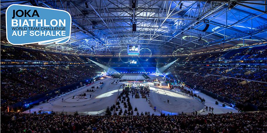 Erleben Sie DAS Wintersport-Event des Jahres in der VELTINS-Arena