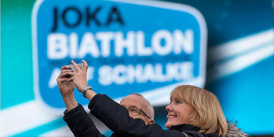 Besucher dürfen sich auf Spitzensport und Spitzengaudi mitten im Ruhrgebiet freuen