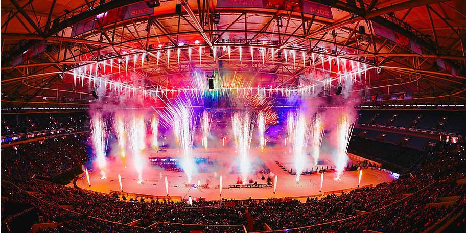 Nur im Pott gibt es das größte Biathlon-Spektakel der Welt.