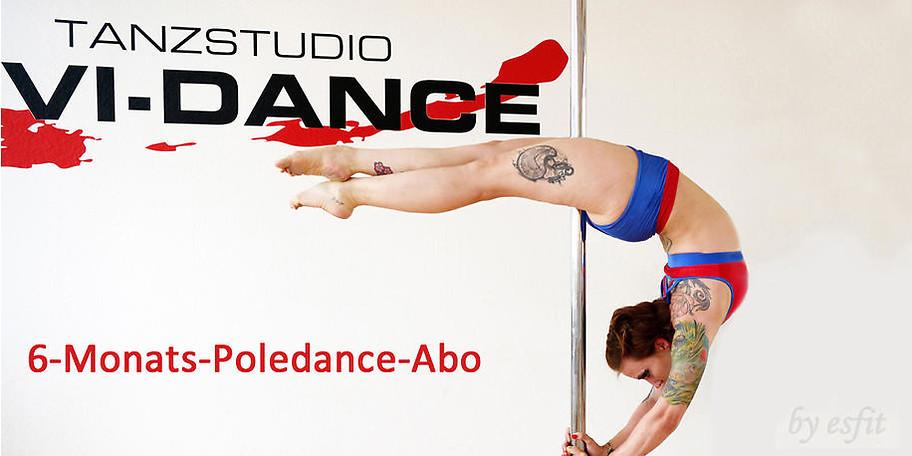 Herzlich Willkommen im Tanzstudio VI-Dance