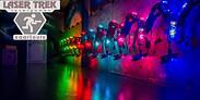 Gutschein für Lasergame-Action zum halben Preis von Lasertrek