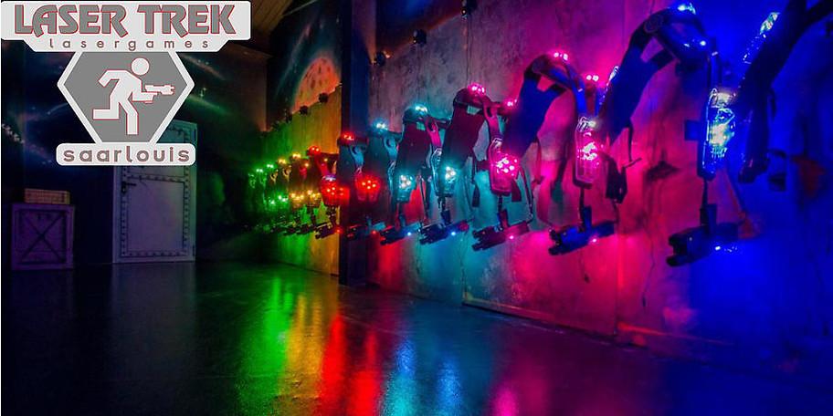 Willkommen bei Lasertrek!