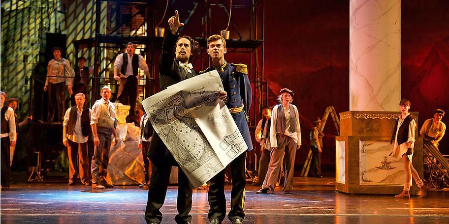 Das Musical Ludwig² gehört zu den schönsten und ergreifendsten Werken seines Genres
