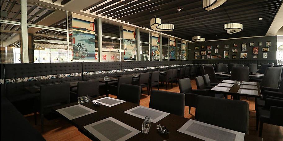 Das Erste Manga Comic Und Anime Grill Buffet Restaurant In Essen