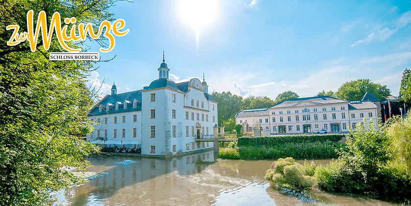 Gutschein für Hier wird das Schloss zur Burg von Restaurant Zur Münze