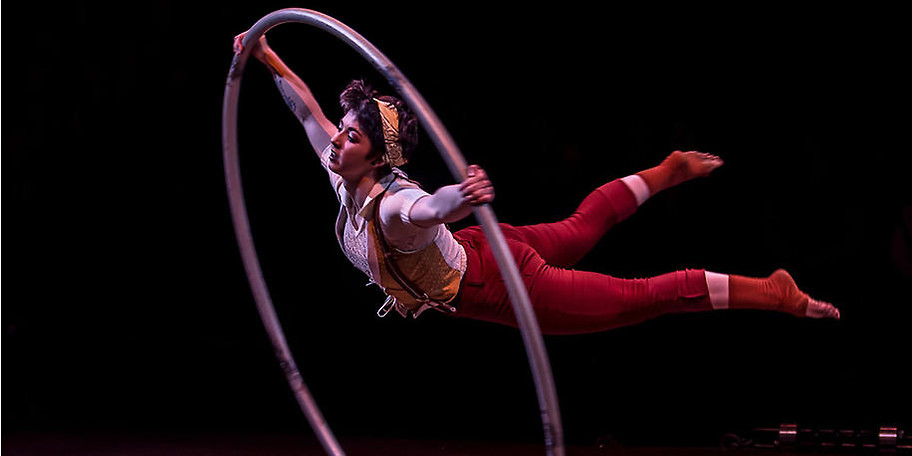 Sämtliche Genres, die mit den darstellenden Künsten in Verbindung stehen, wecken Érika Hagen-Veilleuxs Neugier