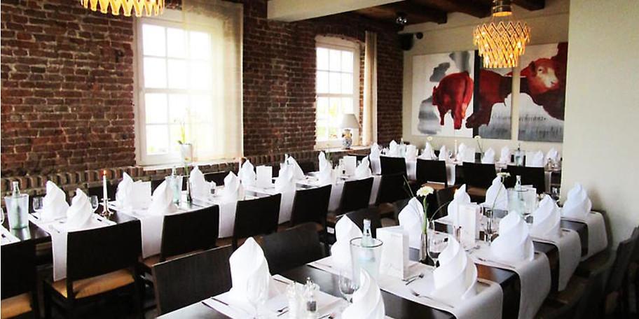 Das Restaurant Fährhaus ist der ideale Ort für Familienfeiern, Geburtstage oder Hochzeiten