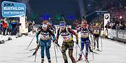 Gutschein für Unterrang: Zwei Tickets zum Preis von einem! von Biathlon auf Schalke