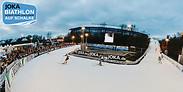 Gutschein für Oberrang: Zwei Tickets zum Preis von einem! von Biathlon auf Schalke