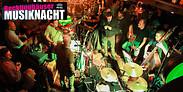 Gutschein für Eine Nacht - 15 Bands - eine After Show Party! Zwei Tickets zum Preis von einem! von Recklinghäuser Musiknacht