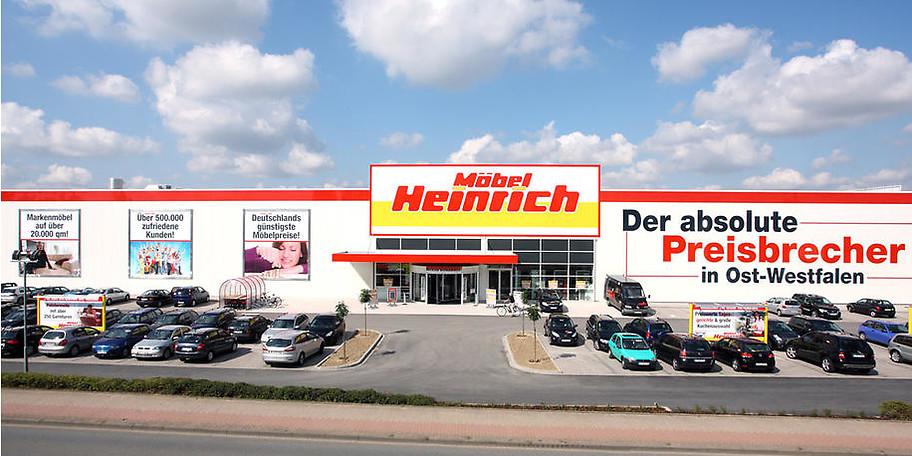 Möbelhaus Bielefeld gutschein möbel heinrich kirchlengern 25 statt 50