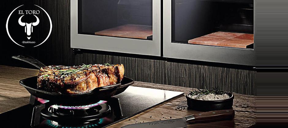 Gutschein für Das Beste vom Rind und mehr von El Toro Steakhouse & Night Lounge