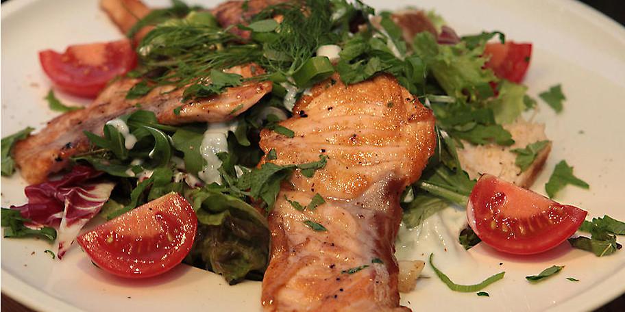 Genießen Sie feine mediterrane Küche im Haus Haarzopf