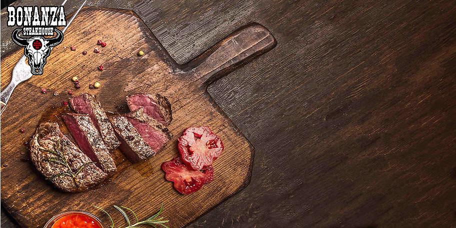 Willkommen im Bonanza Steakhouse