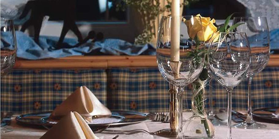 Genießen Sie einen gemütlichen Abend im Restaurant Rosenstube in Neustädtlein