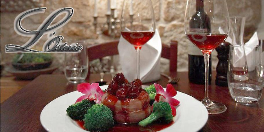 Gehobene italienische Küche im L'Osteria in Aalen genießen