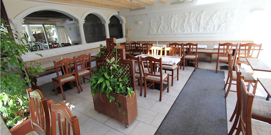 Genießen Sie die griechische Küche im Restaurant Delphi in Heidenheim