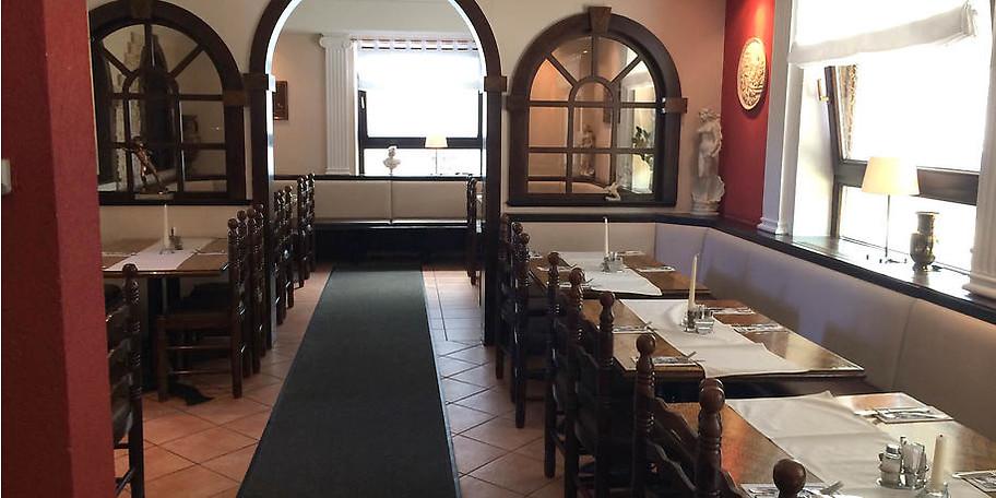 Gemütlich essen im Restaurant Delphi in Aalen