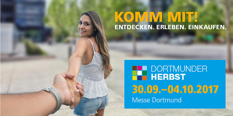 Der DORTMUNDER HERBST in den Westfalen Hallen Dortmund 2017