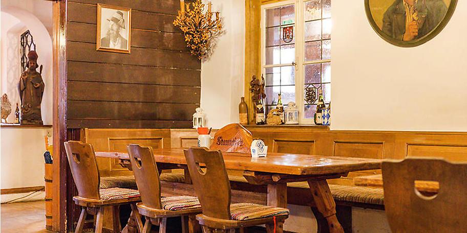 Traditionell bayerisch im Hotel Schmied von Kochel