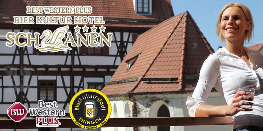 Sichern Sie sich Ihren Gutschein für das Best Western Plus Bier Kultur Hotel Schwanen