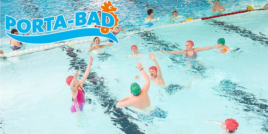 Das Team des PORTA-BADS freut sich auf Ihren Besuch!