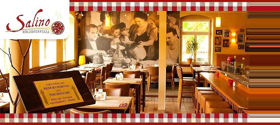 Gutschein für Ihr Gutschein für italienische Küche in Bamberg zum halben Preis! von Salino Holzofenpizza