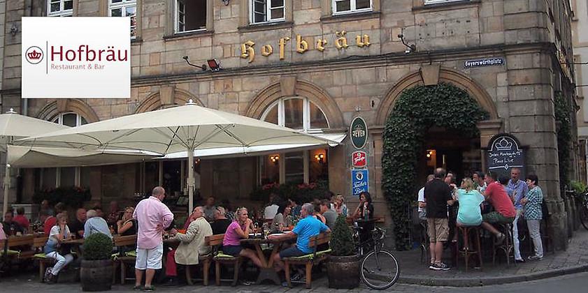 Gutschein für Gastlichkeit im Herzen der Altstadt von Restaurant Hofbräu