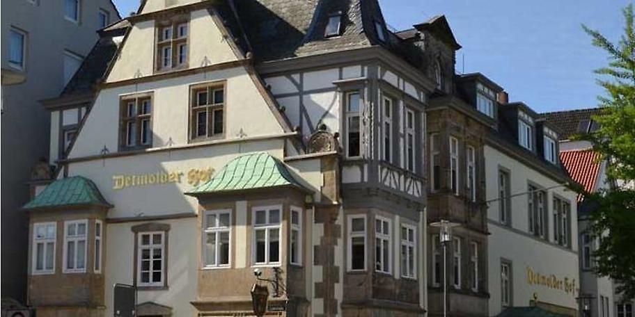 Hotel Detmolder Hof Detmold