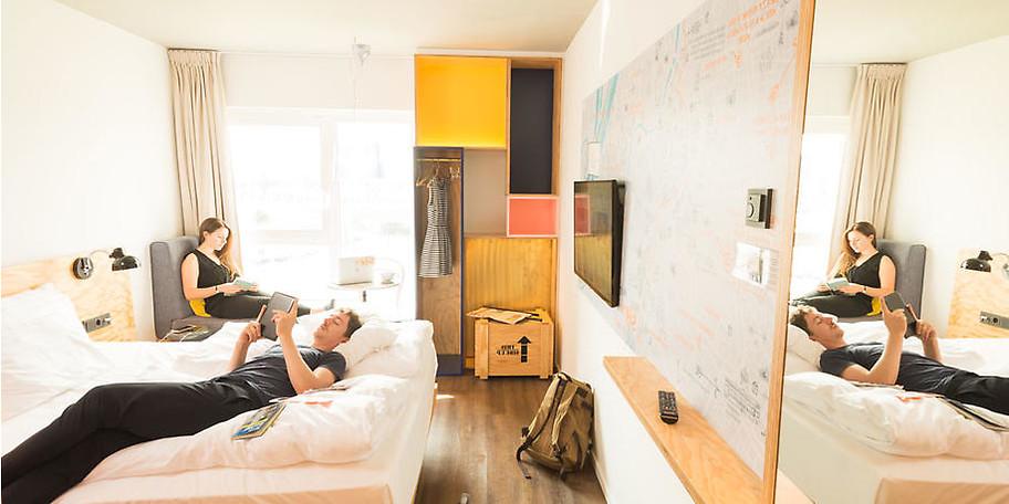 Genießen Sie Ihren Aufenthalt in den gemütlichen Zimmern