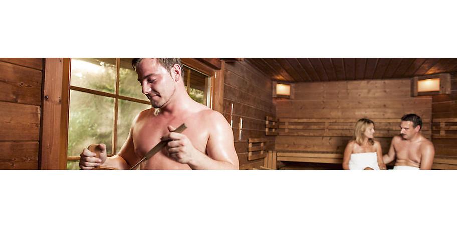 Vielfältige Saunaangebote sorgen im Solbad Vonderort für Entspannung