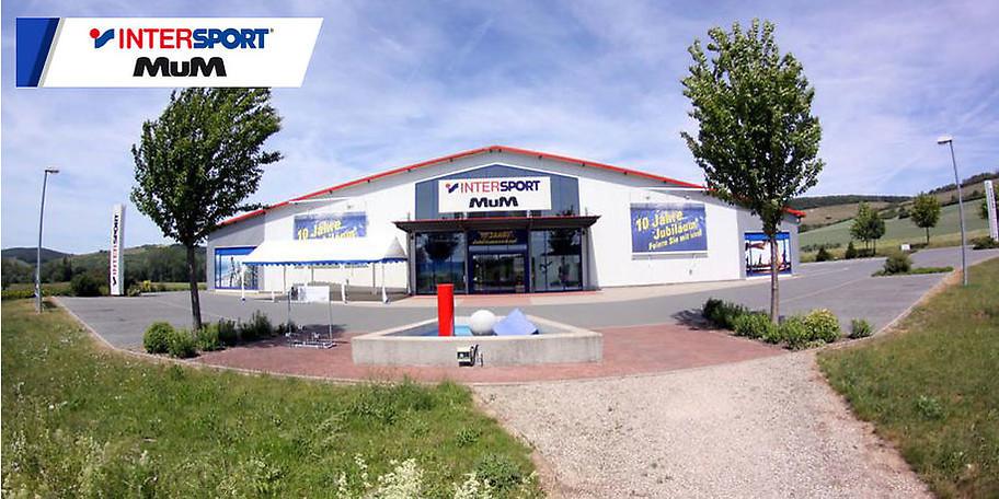 Außenansicht Intersport MuM in Lauda-Königshofen