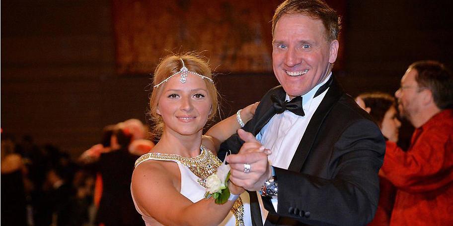 Paar-Tanzkurse in der Tanzschule Euschen-Gebhardt in Saarbrücken