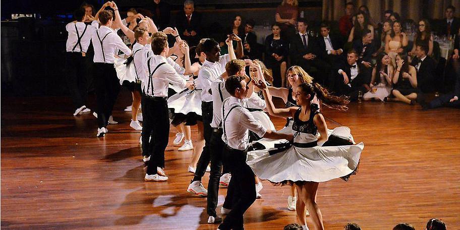 Lernen Sie Disco Fox, Walzer, Rock'n'Roll, Chacha und Rumba in der Tanzschule Euschen-Gebhardt