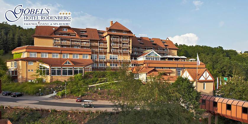 Gutschein für Erleben Sie romantische Verwöhntage für zwei Personen  von Göbel's Hotel Rodenberg ****