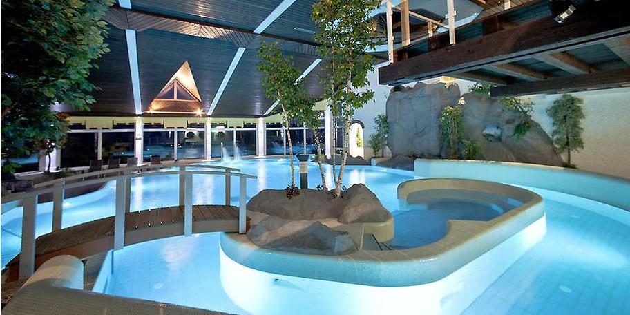 Wellness und Erholung im Göbel's Hotel Rodenberg