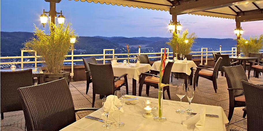 Willkommen hoch oben – über dem romantischen Fuldatal im Hotel Rodenberg