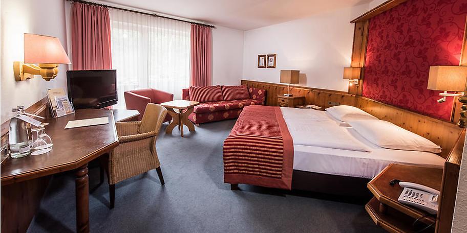 Verwöhntage im Göbel's Hotel Rodenberg