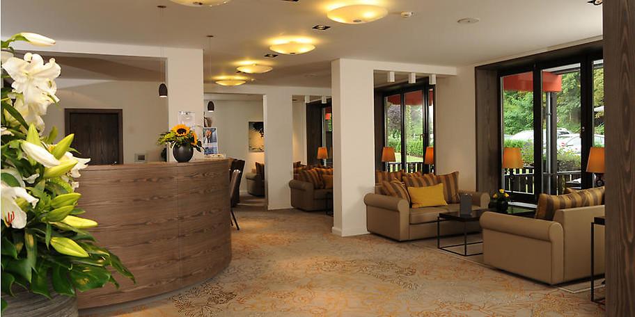 Gemütliche, einladende Atmosphäre in Göbel's Vital Hotel ****