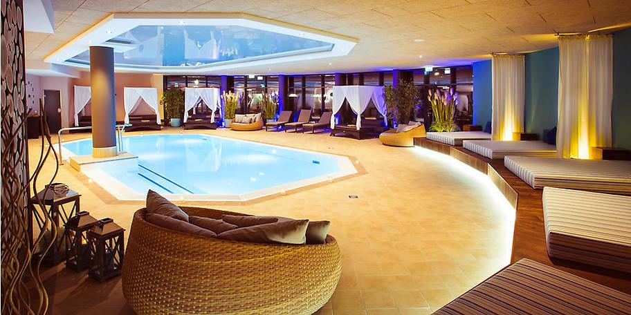 Das Vital Hotel Bad Sachsa ist eine Oase der Ruhe im Harz