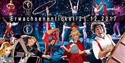 Gutschein für Zwei Erwachsenen-Tickets für die Premiere des 6. Xantener Weihnachtscircus am 21.12.2017 von  Xantener Weihnachtscircus
