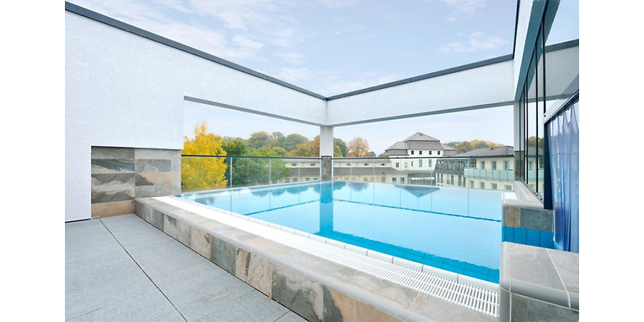 Ruhe und Entspannung in der Carpesol SPA Therme in Bad Rothenfelde